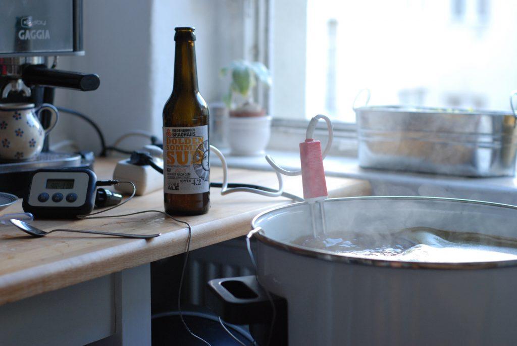 erste worte bier selber machen. Black Bedroom Furniture Sets. Home Design Ideas